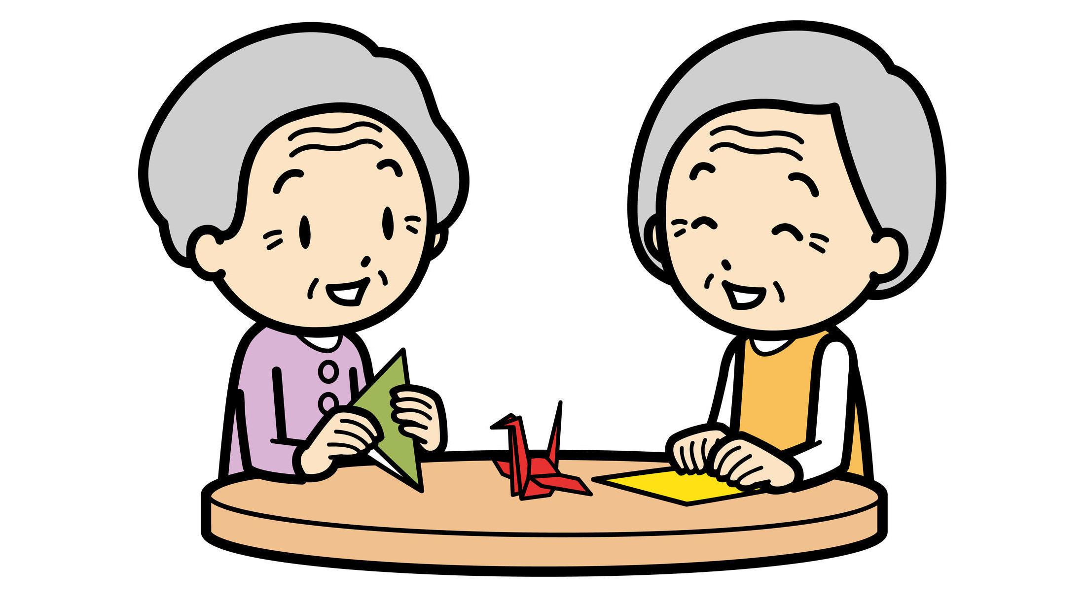 さまざまな効果が期待できるご高齢者のレクリエーション | 介護の便利 ...